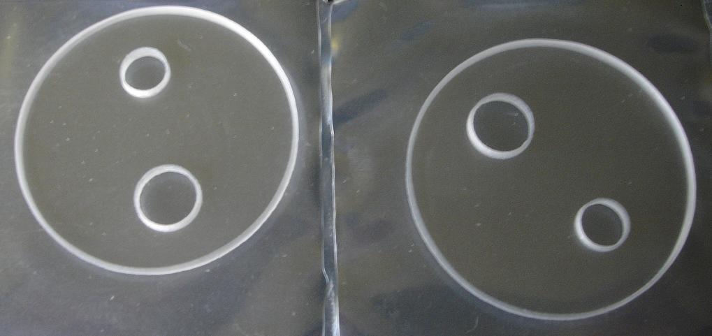ventanas ópticas a medida